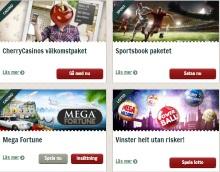 Cherry casino kampanjer