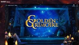 Golden grimoire spelautomat