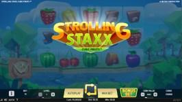 Strolling Staxx spelautomat