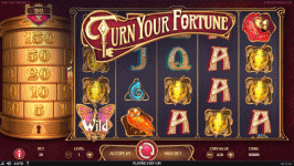 Turn your fortune spelautomat