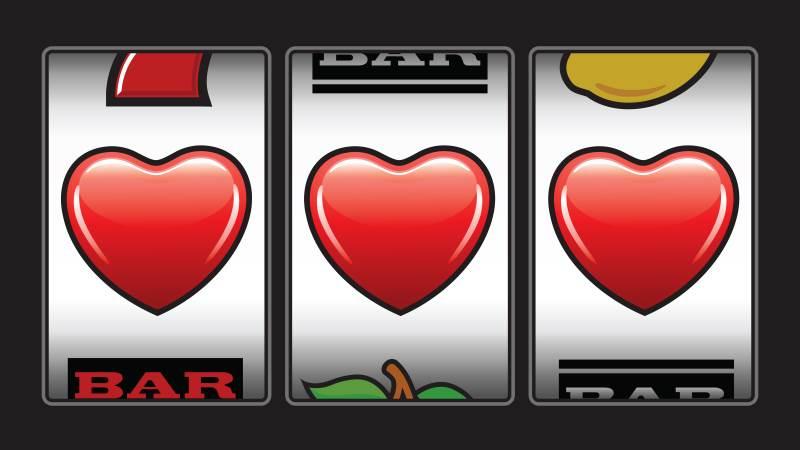 hearts slot