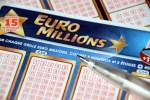 Euromillions biljetter
